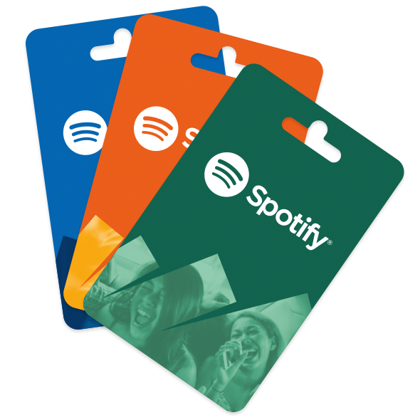 Gift cards spotify take your pick negle Images