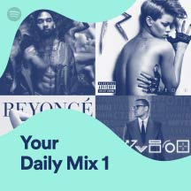 Tvůj Daily Mix