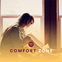 Comfort Zone Playlist cover