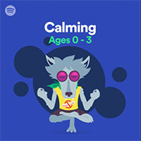 Calming Playlist cover