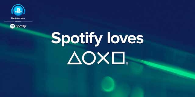 Playstation - Spotify