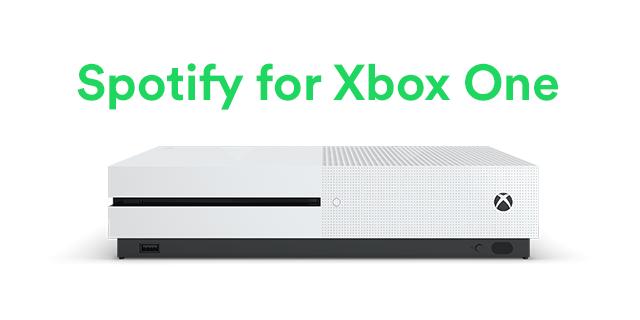 Xbox - Spotify